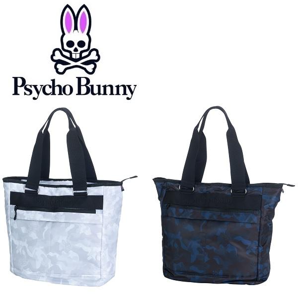 サイコバニー Psycho Bunny トートバッグ スポーツCAMO TWILL GOLF TOTE PBMG0SB6