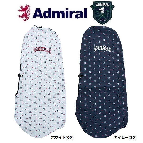 アドミラル ゴルフ Admiral Golf モノグラム トラベルカバー ADMG9SE1