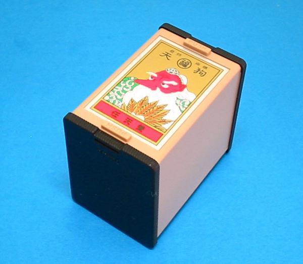 格安 価格でご提供いたします 1800円ポッキリ価格 出店18年周年記念 任天堂 正規品 花札天狗黒