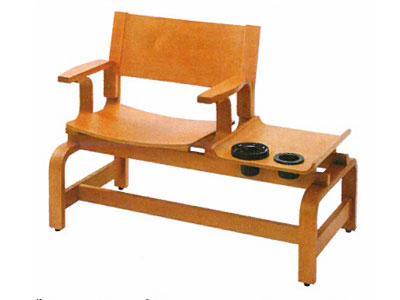 ローズテーブルチェア2型セット