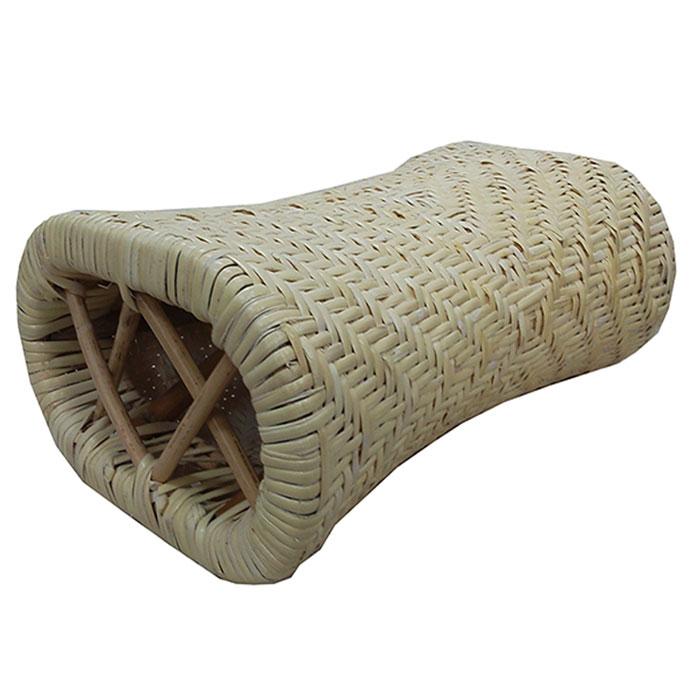 【籐枕】蒸れない枕快適睡眠枕涼しい枕籐枕約30×18×12cm素肌に心地よい素材感で暑い季節も快適にしてくれます。