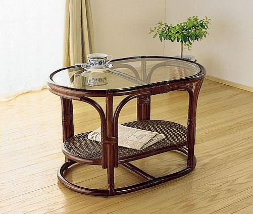 高級ラタン リビングテーブル,リビングテーブル