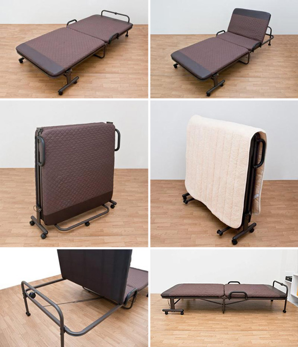 Folding bed single bed Cot bed single folding reclining bed 6 stage reclining & ii-kaguyahime | Rakuten Global Market: Folding bed single bed Cot ... islam-shia.org
