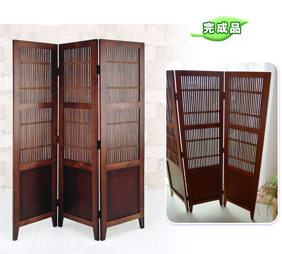 Screens dividers partitions Japanese bamboo, screen room divider partition screen Japanese screen, completed Japanese interior Asian furniture