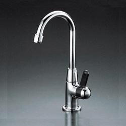 KVK 水栓金具【K331N】パーティーシンク用水栓