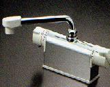 KVK 水栓金具【KM771】デッキ形サーモスタット式混合栓