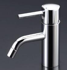 KVK水栓金具【LFM612】シングルレバー式 混合栓(一般地・寒冷地共用)