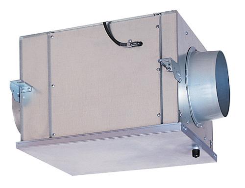 三菱 換気扇【BFS-40SY1】ストレートシロッコファン 消音形耐湿タイプ 単相100V(旧品番BFS-40SY)