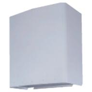 三菱 換気扇部材 【UW-25SDH(C)】有圧換気扇システム部材 ウェザーカバー(三菱電機システムサービス製)