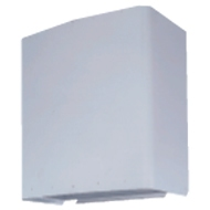 三菱 換気扇部材 【UW-30SDH(C)】有圧換気扇システム部材 ウェザーカバー(三菱電機システムサービス製)