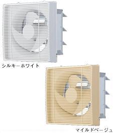 π東芝 換気扇【VFM-P30KK(W)・VFM-P30KK(C)】インテリア有圧換気扇 排気専用 格子タイプ単相100V用