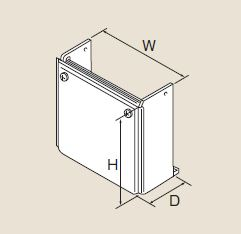 リンナイ 給湯器 部材【UOP-M101(2)-550】配管カバー