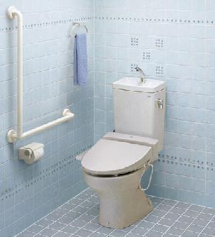 #ミ#ΛTOTO 組み合わせ便器【CS670B+SS671BFBL】 便器・タンクのみ 手洗付 流動方式