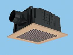 パナソニック 天井埋込形換気扇 【FY-32JSD7V/82】排気・低騒音形 常時換気付 小口径形 樹脂製本体 ルーバー組合品番