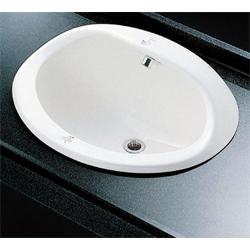 TOTO パブリック向け【TYL102T】NW1ホワイト 自動洗面器オートボウル サーモスタット混合栓 洗面器のみ