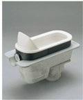 TOTO【HGS755C】和風便器用耐火カバー(床上施工タイプ)