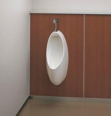 ##TOTO【UFH560】壁掛小便器(大形・塩ビ排水管用)
