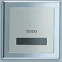 TOTO トイレ 小便器用関連器具【TEA99SN】(旧品番TEA99SNX) オートクリーンU 一般壁用 感知フラッシュバルブ(AC100Vタイプ)