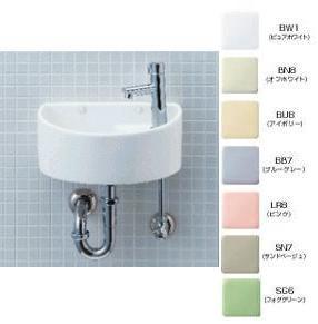INAX 【AWL-33(P)-S】狭小手洗シリーズ(丸形)Pトラップ[壁排水・床給水]