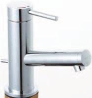 INAX シングルレバー混合水栓 FC/ワンホールタイプ【LF-E340SYC】eモダン(エコハンドル)逆止弁 排水栓なし
