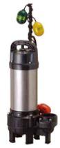 ツルミポンプ【80PUTW22.2】汚物用 水中ハイスピンポンプ 自動交互形