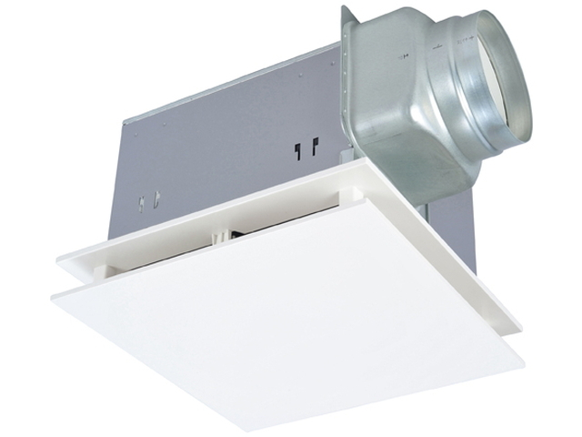 π三菱 換気扇【VD-18ZA10-FP】ダクト用換気扇 天井埋込形 接続パイプφ150mm (VD-18ZA9-Wの後継機種)