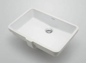 カクダイ【#DU-0330480000】アンダーカウンター式洗面器