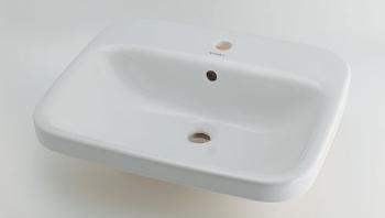 カクダイ【#DU-0374560000】角型洗面器