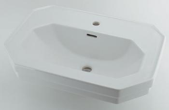 カクダイ【#DU-0438700000】壁掛洗面器//1ホール