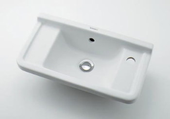 カクダイ【#DU-0751500008】壁掛手洗器