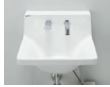 INAX LIXIL 洗面器【L-A951M2C】壁給水 水石鹸供給栓付