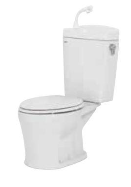 ネポン 簡易水栓便器【ATW-50BN】ホワイトプリティーナ エロンゲート便座なし 手洗栓付