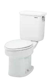 ネポン 簡易水栓便器【ATW-609CH】ホワイトプリティーナ レギュラーサイズ 暖房便座給水タンク 600シリーズ オートフラッパー方式(寒冷地向)