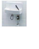 INAX【L-A74UW2C】ハイパーキラミック 壁給水壁排水 石鹸入れ付タイプ