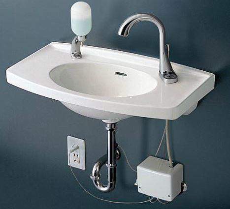 ###TOTO カウンター カウンター一体型洗面器(大形)【L270CM】