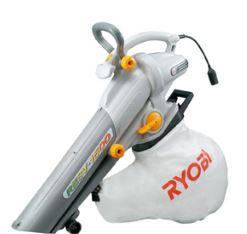 リョービ/RYOBI ブロワバキューム【RESV-1500】ダストバッグ容量35L