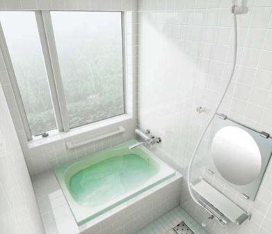 ###INAX/LIXIL グラスティN浴槽【ABN-1000】標準仕様 エプロン:なし 満水量質量:220L20kg ゴム栓