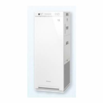 ###ダイキン 加湿ストリーマ空気清浄機【ACK55V-W】(ホワイト) 床置形 ダブル方式 ワイヤレスリモコン付 (旧品番 ACK55U-W)