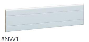 ###TOTO アクセサリー【EWT44B111】フリースタイル手すり 後付け補強板 4m 110幅 厚さ15mm