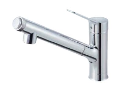 ▽INAX/LIXIL【JF-AJ461SYX(JW)】オールインワン浄水栓 AJタイプ 浄水器内蔵シングルレバー混合水栓