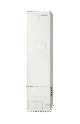 ###コロナ 電気温水器【UWH-18X1N1L2】本体のみ 台所リモコン別売 給湯専用 制御用電源不要 スリムタイプ 絶縁パイプレス仕様 185L