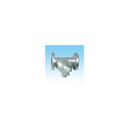 ヨシタケ【SY-40-125A】Yストレーナ FCD製 1.0MPa Y形 呼び径125A(5) 標準80メッシュ