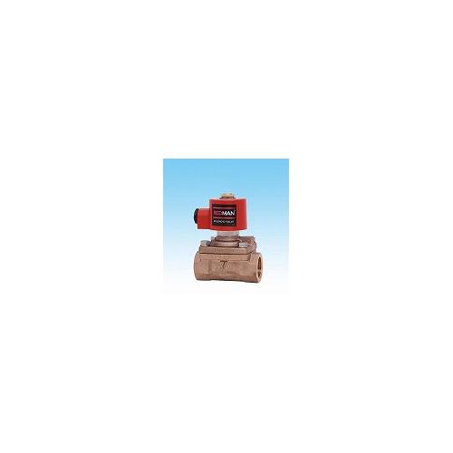 ヨシタケ【DP-200-10A】ダイヤフラム式電磁弁 AC・通電時間 ダイヤフラム式 呼び径10A(3/8)
