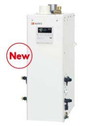 ###ノーリツ 石油ふろ給湯器【OTQ-4705AFF】(リモコン付) 設置フリー型 フルオート 直圧 角(上方給排気) 屋内据置形 (旧品番OTQ-4704AFF)