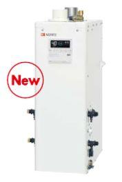 ###ノーリツ 石油ふろ給湯器【OTQ-4705SAFF】(リモコン付) 設置フリー型 オート 直圧 角(上方給排気) 屋内据置形 (旧品番OTQ-4704SAFF)