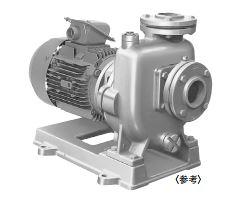川本 ステンレス製自吸タービンポンプ【GSS3-506CE1.5】2極 60Hz 三相200V 1.5kW GSS3-C形
