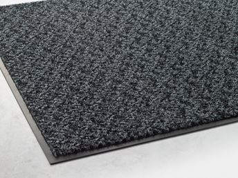 ####u.テラモト 環境美化用品【MR-037-046-8】アウトハードマット 灰黒 900×1500