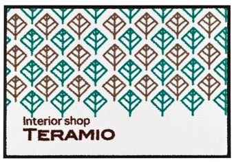 ####u.テラモト 環境美化用品【MR-125-082-0】カラーデザインマット 20m2以上 (m2)