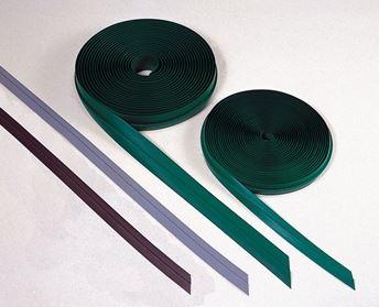 ####u.テラモト 環境美化用品【MR-139-117-1】マットふち 緑 38mm×20m