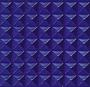 ####u.テラモト 環境美化用品【MR-141-156-3】ビニール長マット ピラ 青 91cm×20m